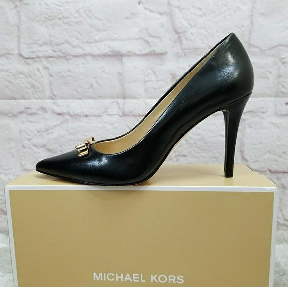 7c8b2afa5925 MICHAEL Michael Kors Vivienne Bow Pumps